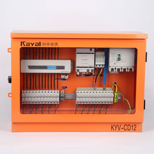 Solar Panel 1000V DC PV String Combiner Box