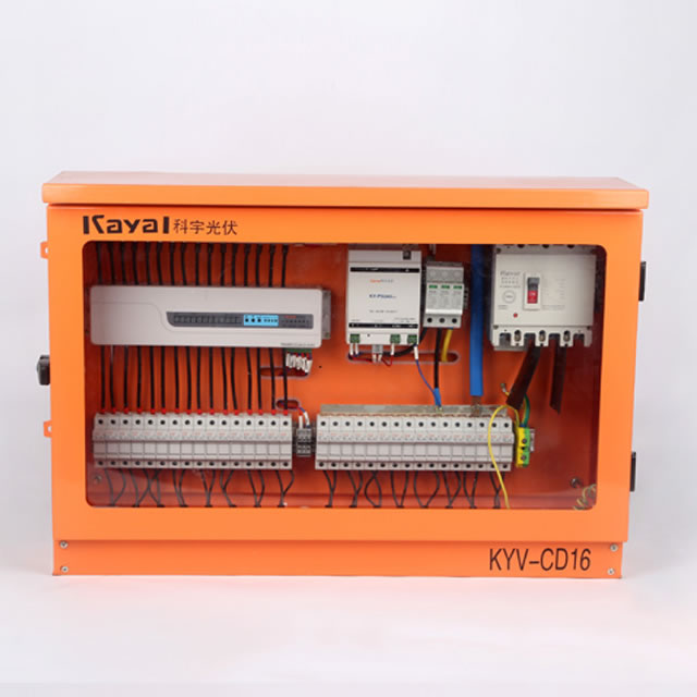 Manufacturer Kayal High Quality PV Combiner Box