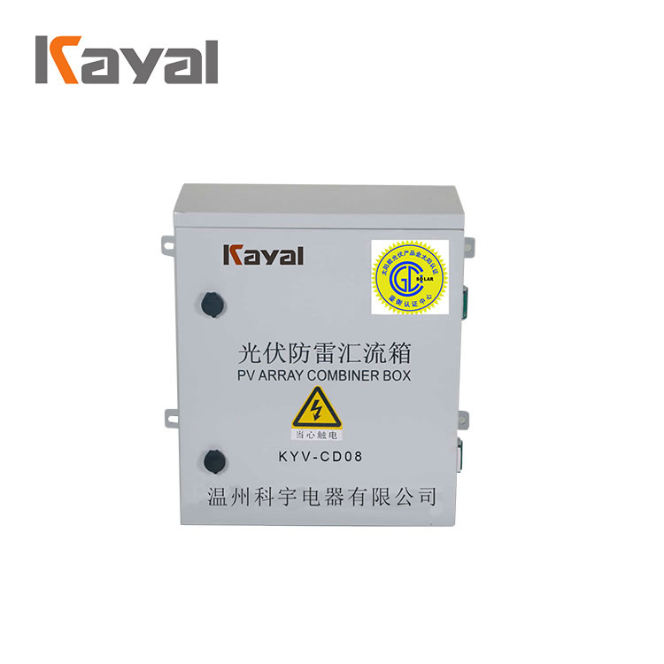 New type hot sell PV Solar DC 1000V 8 10 12 16 strings solar system power collect PV 8 strings combiner box