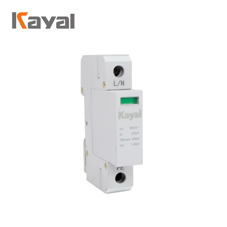 Free sample solar spd wholesales price spd 40ka solar spd dc surge Protection Device