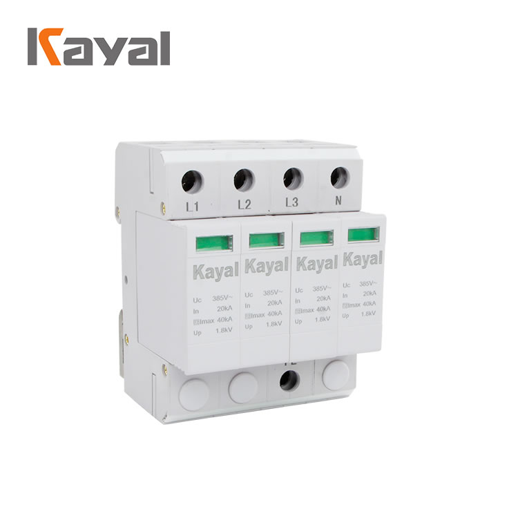 KY-LY DC surge protector spd smart glass