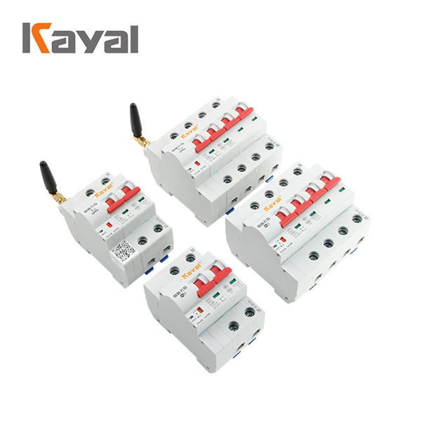 Kayal New Product KYB9 Power Line Communication Circuit App Control Wifi Circuit Breaker