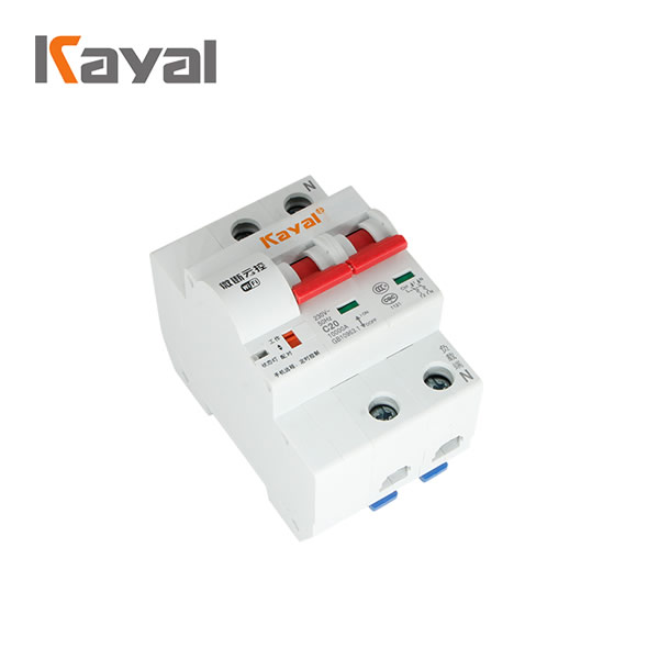 Kayal AC 400V 3P/4P 80A, 100A, 125A New Design Remote Control Ac Wifi Controlled Circuit Breaker