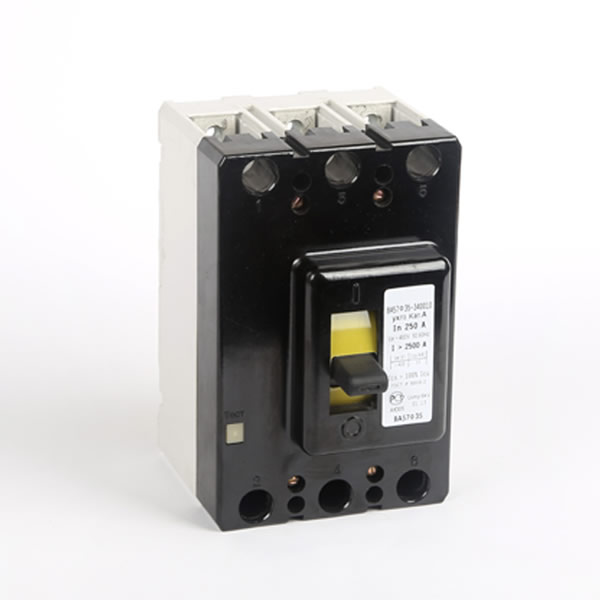 Professional factory direct type of electrical mccb circuit breaker 6A-800A