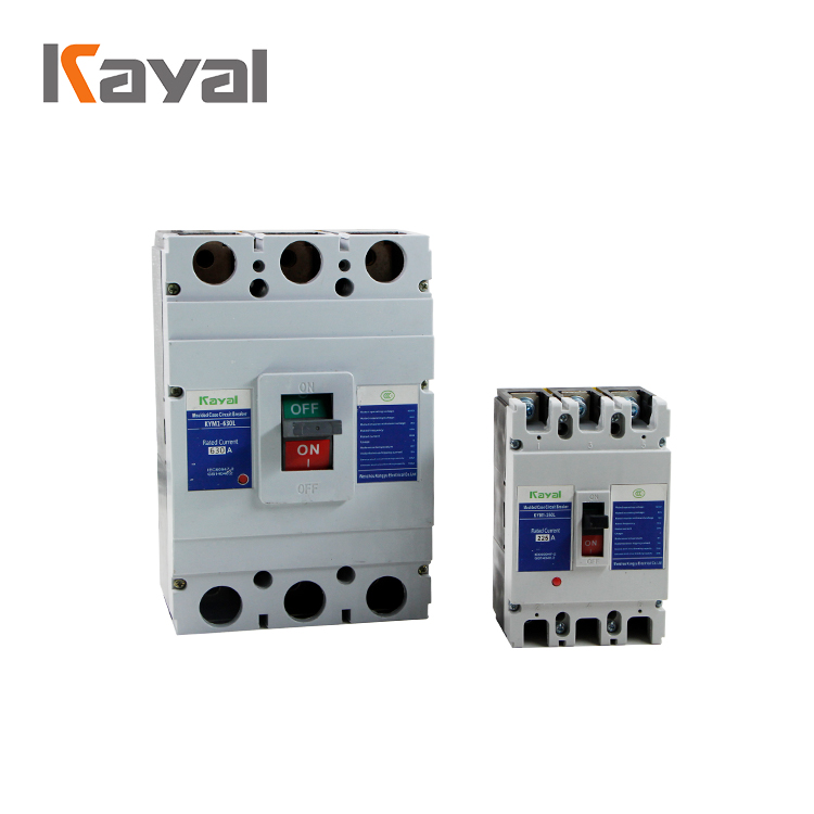 MCCB 3P 400A good price and high quality moulded case circuit breaker