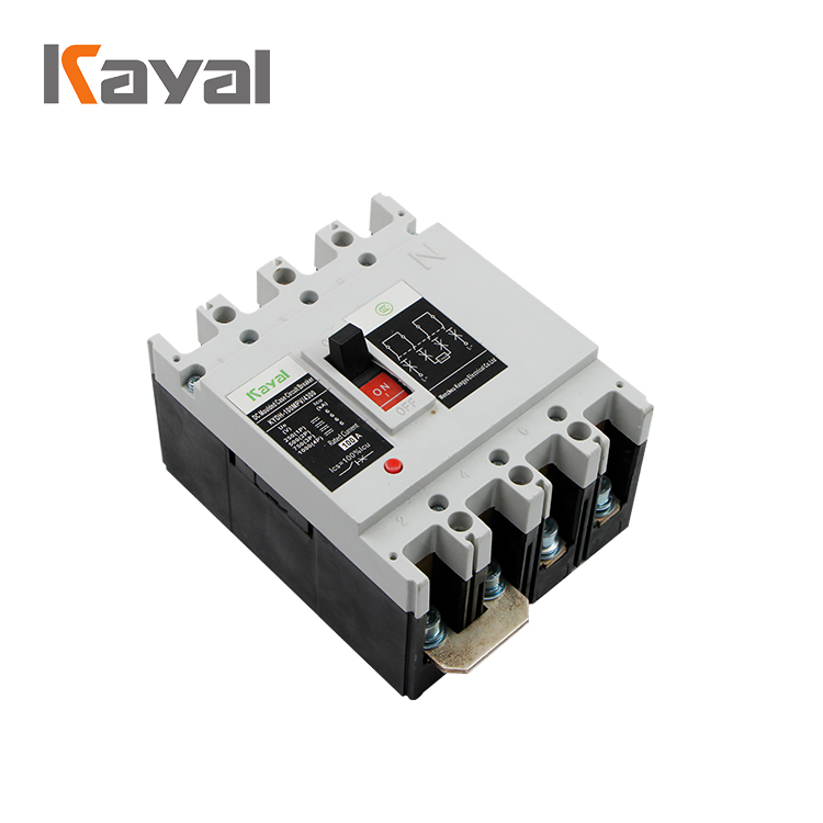 Made in China best quality Factory wholesale dc mccb 4p/3p 225a 50a 10a molded case circuit breaker
