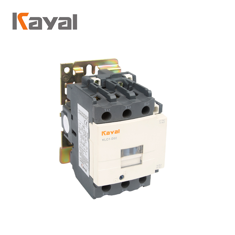 M7 Q7 Lc1-d50/cjx2-50 3 Phase Magnetic AC Contactor