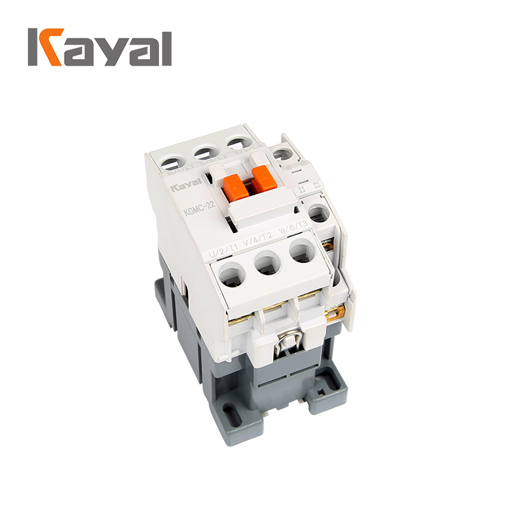 CE Certification Kayal GMC-65 65A GMC magnetic contactor price
