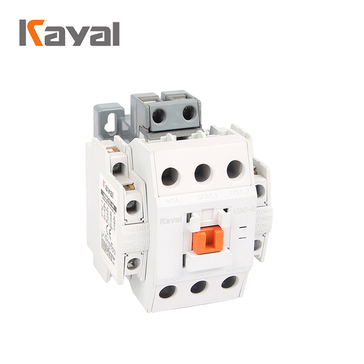 2019 Hot Selling Directly Factory Outlet 660V 32A GMC AC Contactor