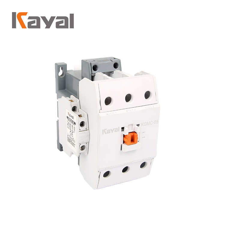 CE Certification Kayal GMC-85 85A 3pole 3phase 480v ac contactor
