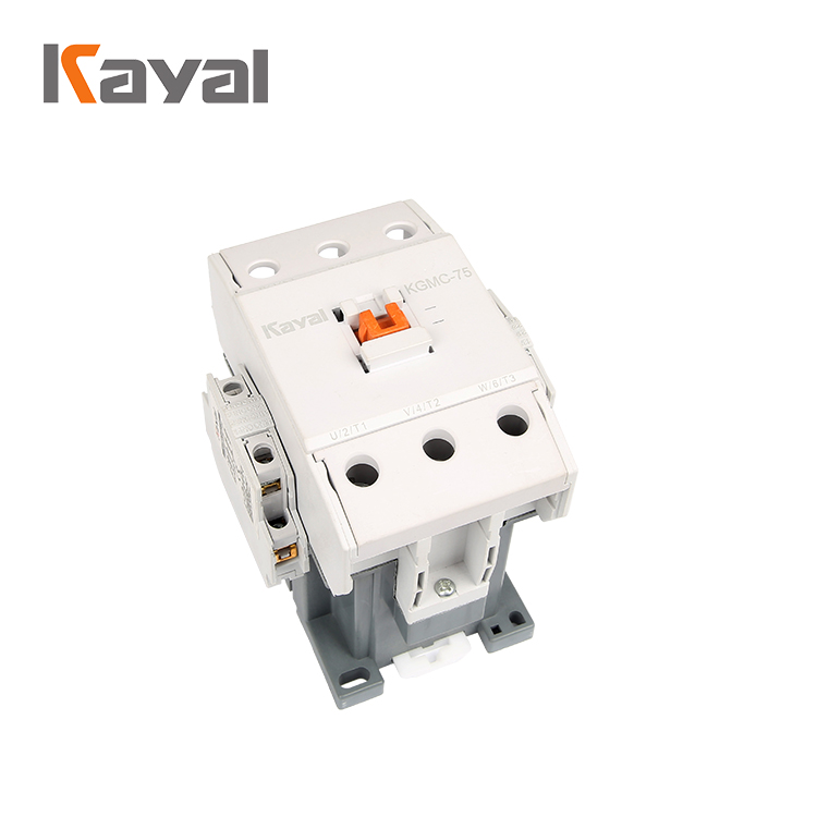 Factory price customization 75 amp GMC contactor electrical 220v types