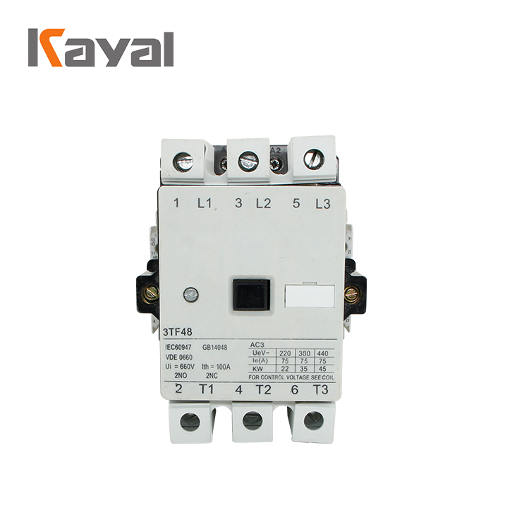 Kayal Top Quality Cheap Price Hot Selling Types of Ac Magnetic Contactor