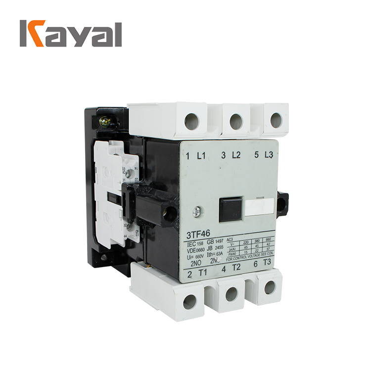 High Quality 3TF Series 3tf52 220V 380V AC Contactor Electric Contactor All Types Of Contactor