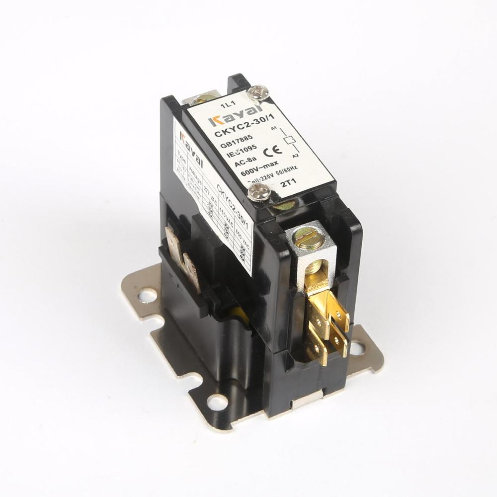 Kayal 220v Single Phase Definite Purpose Electrical Contactor