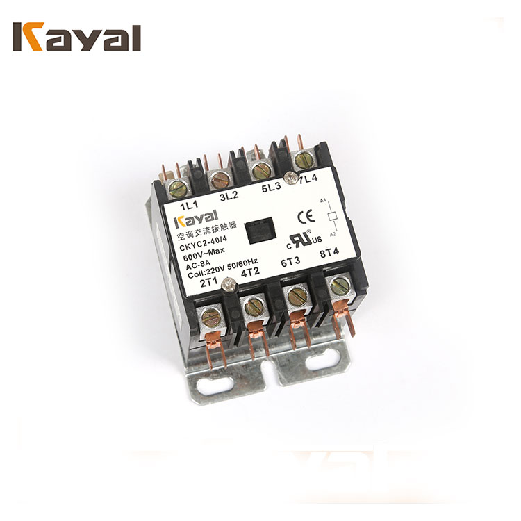 China Supplier Factory Directly Provide 4-pole Definite Purpose Contactor