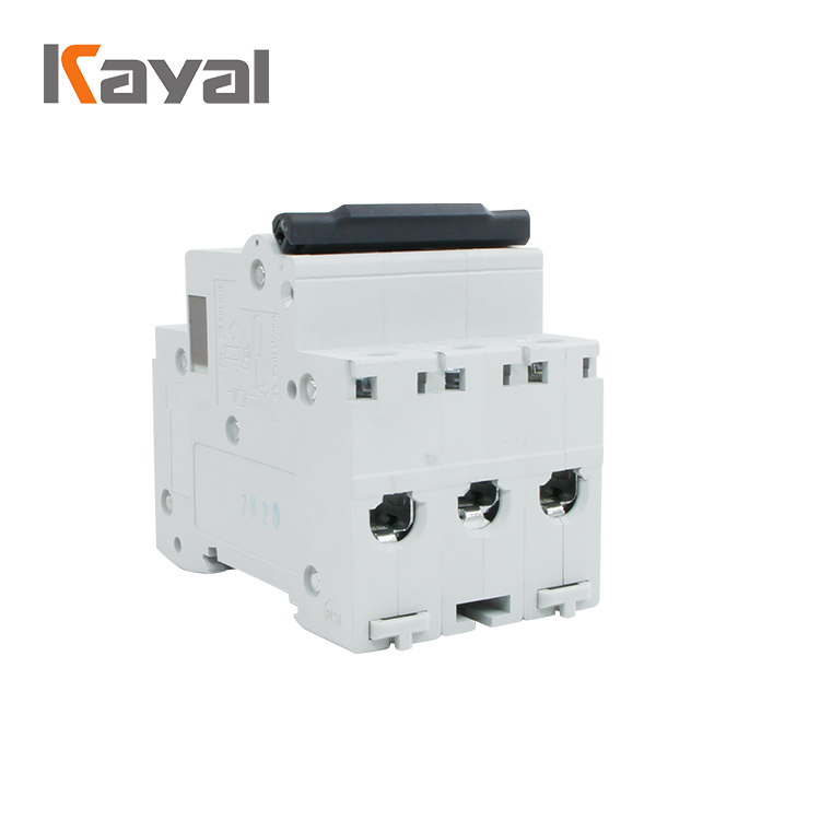 Hot selling high quality C65 DC circuit breaker Chinese manufacturer