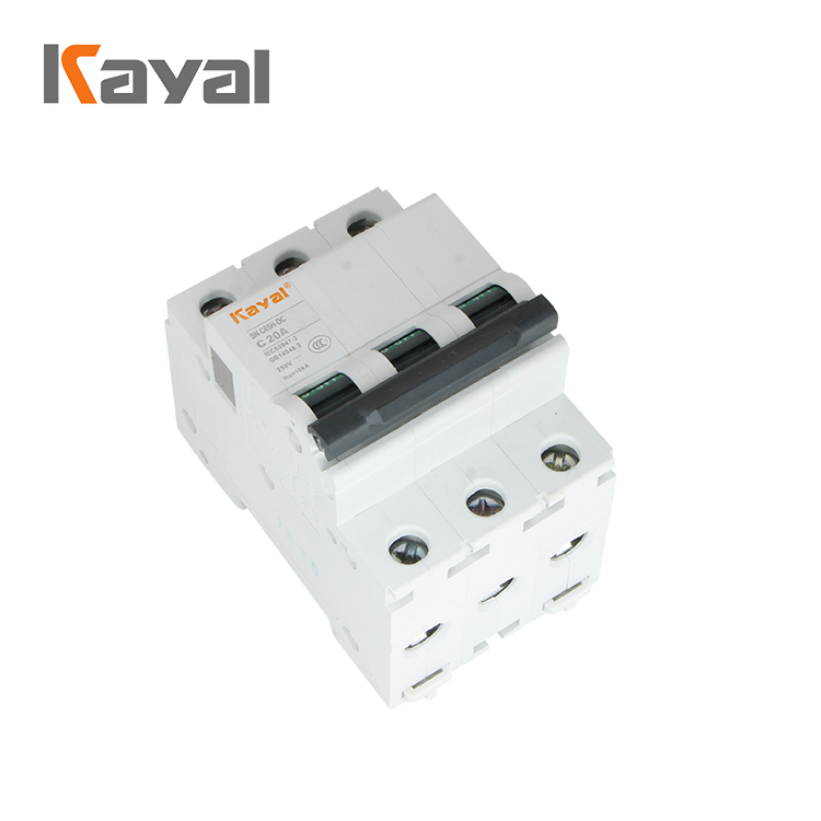 KAYAL high quality 12v dc mcb circuit breaker smart circuit breaker