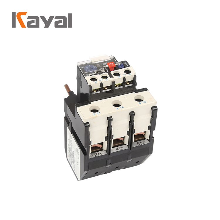 Kayal certification factory price LRD-08c thermal overload relay