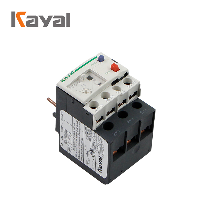 Kayal original brand new relay 380v LRD 3ua relay electronic motor protection relay