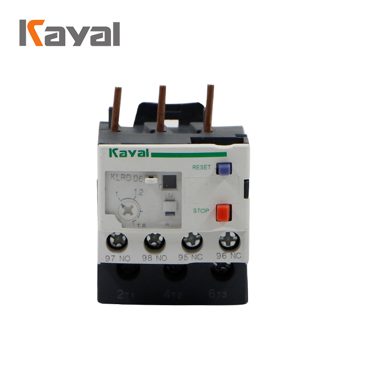 Free sample thermal compressor Auto Overload Protection Relay solid state relay