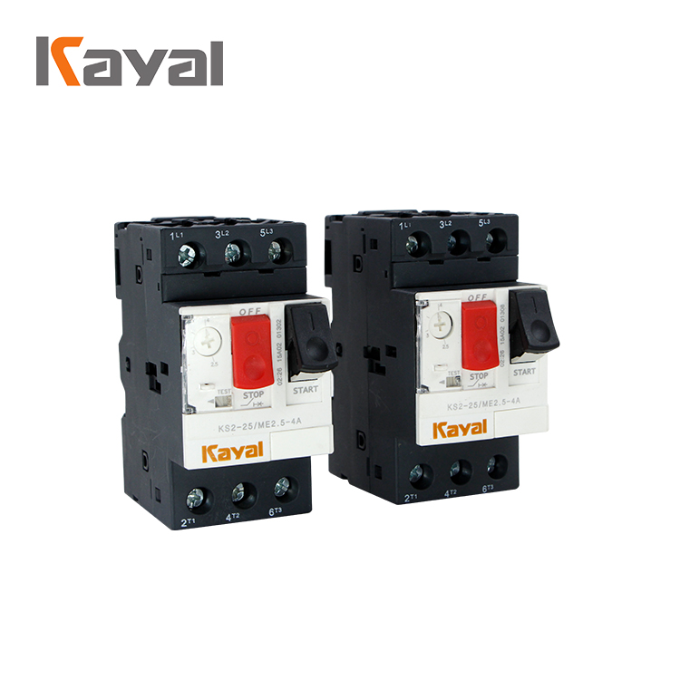 Single Phase Motor Protection Circuit Breaker GV2 MPCB