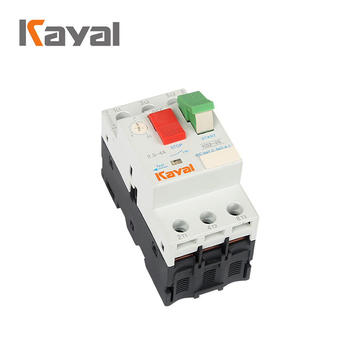 WhenZhou Silver alloy contact short-circuit breaker Motor protector motor thermal protector GV2 GV2ME GV3