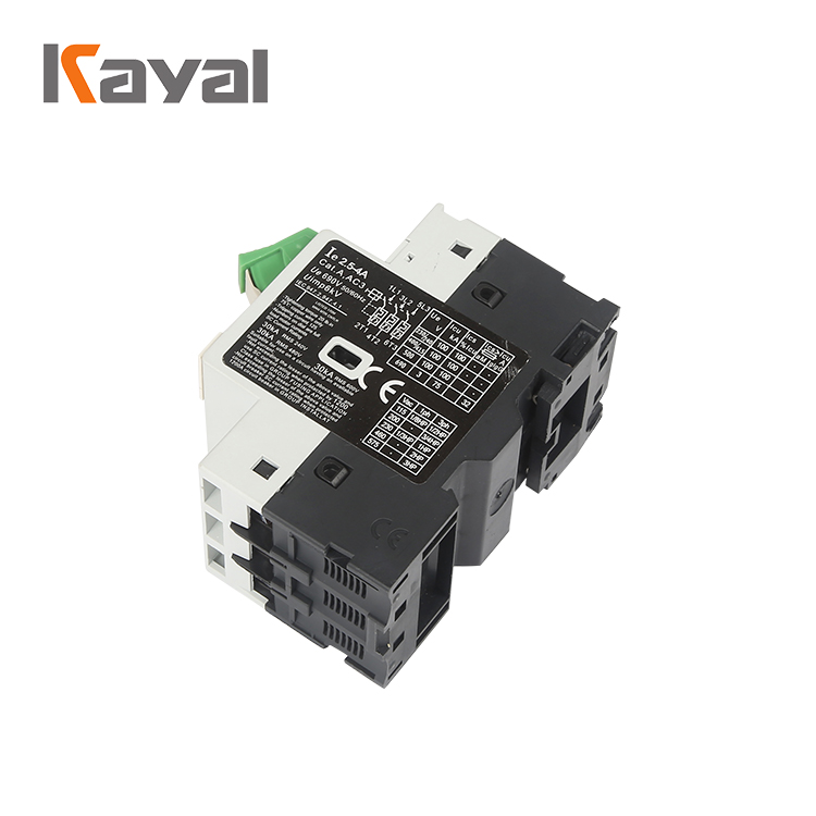Motor thermal protector relay switch motor protection controller